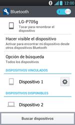 Conecta con otro dispositivo Bluetooth - LG Optimus L7 - Passo 9