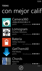 Instala las aplicaciones - Nokia Lumia 620 - Passo 10