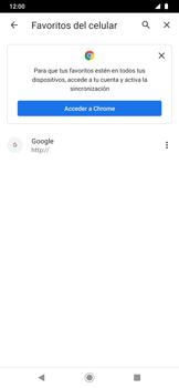 Navegar por internet - Motorola One Zoom - Passo 13