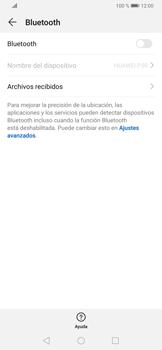 Conecta con otro dispositivo Bluetooth - Huawei P30 - Passo 5