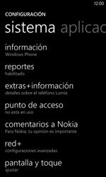 Configura el Internet - Nokia Lumia 620 - Passo 7