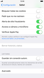 Limpieza de explorador - Apple iPhone 8 - Passo 6