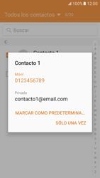 Envía fotos, videos y audio por mensaje de texto - Samsung Galaxy S7 - G930 - Passo 8