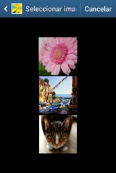Envía fotos, videos y audio por mensaje de texto - Samsung Galaxy Fame Lite - S6790 - Passo 17