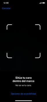 Cómo configurar el Face ID - Apple iPhone XS - Passo 6