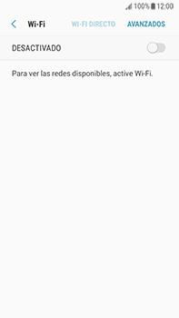 Configura el WiFi - Samsung Galaxy J7 Prime - Passo 6