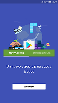 Instala las aplicaciones - Samsung Galaxy A7 2017 - A720 - Passo 4