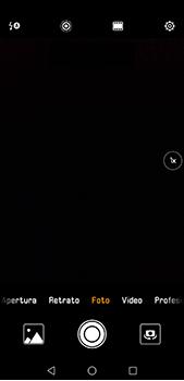 Función de instantánea rápida - Huawei P20 Pro - Passo 2