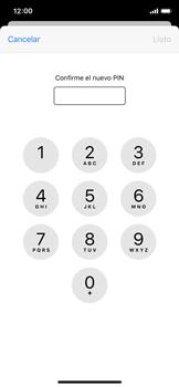 Cómo cambiar el código PIN de la SIM - Apple iPhone XS - Passo 9