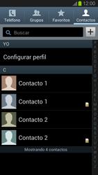 ¿Tu equipo puede copiar contactos a la SIM card? - Samsung Galaxy S 3  GT - I9300 - Passo 10