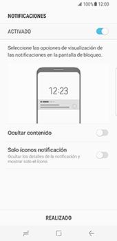Desbloqueo del equipo por medio del patrón - Samsung Galaxy S8 - Passo 11