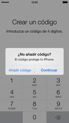 Activa el equipo - Apple iPhone 5c - Passo 16