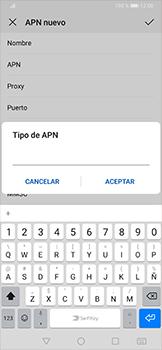 Configura el Internet - Huawei P30 Pro - Passo 13