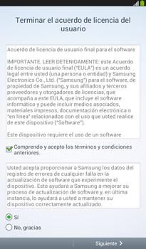 Activa el equipo - Samsung Galaxy Tab 3 7.0 - Passo 8