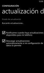Actualiza el software del equipo - Nokia Lumia 625 - Passo 7