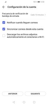Configura tu correo electrónico - Huawei P30 Lite - Passo 18
