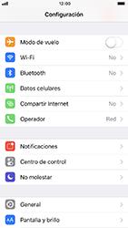 Configura el WiFi - Apple iPhone 8 - Passo 3