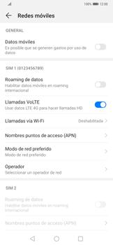 Desactiva tu conexión de datos - Huawei Mate 20 Pro - Passo 5