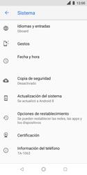 Restaura la configuración de fábrica - Nokia 3.1 - Passo 5