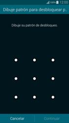 Desbloqueo del equipo por medio del patrón - Samsung Galaxy Alpha - G850 - Passo 7