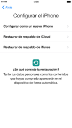 Activa el equipo - Apple iPhone 6 Plus - Passo 13