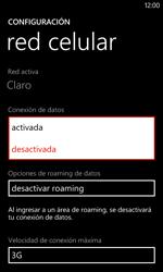 Configura el Internet - Nokia Lumia 520 - Passo 6