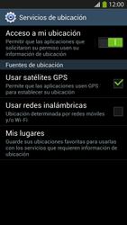 Uso de la navegación GPS - Samsung Galaxy S4  GT - I9500 - Passo 8
