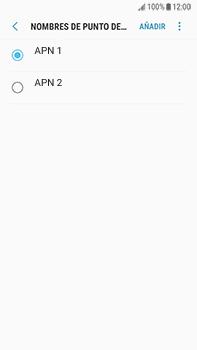 Configura el Internet - Samsung Galaxy J7 Prime - Passo 17