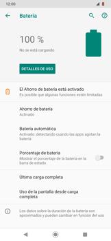 Modo de ahorro de batería - Motorola One Zoom - Passo 7
