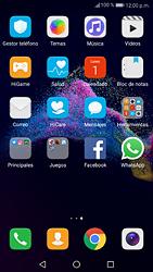 Configuración de Whatsapp - Huawei P9 Lite 2017 - Passo 3