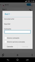 Configura el WiFi - Sony Xperia Z3 Compact - Passo 7