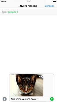 Envía fotos, videos y audio por mensaje de texto - Apple iPhone 7 Plus - Passo 14