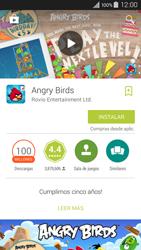 Instala las aplicaciones - Samsung Galaxy A3 - A300M - Passo 17