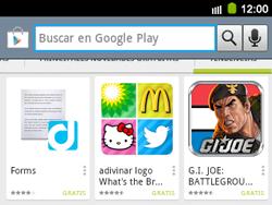 Instala las aplicaciones - Samsung Galaxy Y Pro GT - B5510 - Passo 13