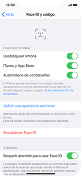 Desactivar la función antirrobo - Apple iPhone 11 Pro - Passo 4