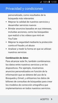 Crea una cuenta - Samsung Galaxy Note 5 - N920 - Passo 14