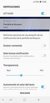 Desbloqueo del equipo por medio del patrón - Samsung Galaxy S9 - Passo 11