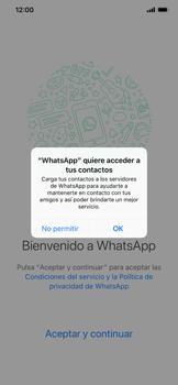 Configuración de Whatsapp - Apple iPhone XS Max - Passo 4