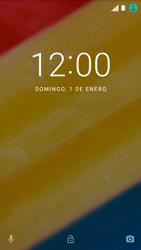 Configura el Internet - Motorola Moto C - Passo 24