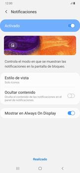 Desbloqueo del equipo por medio del patrón - Samsung Galaxy A50 - Passo 11
