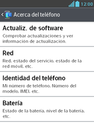 Actualiza el software del equipo - LG Optimus L3 II - Passo 6