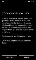 Activa el equipo - Microsoft Lumia 532 - Passo 9