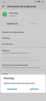 Desinstalar aplicaciones - Huawei Mate 20 Pro - Passo 6