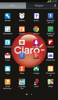 Uso de la navegación GPS - Samsung Galaxy Tab 3 7.0 - Passo 3
