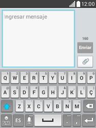 Envía fotos, videos y audio por mensaje de texto - LG L20 - Passo 8
