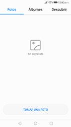 Transferir fotos vía Bluetooth - Huawei P10 - Passo 3