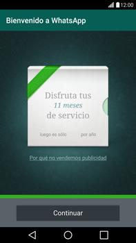 Configuración de Whatsapp - LG G4 - Passo 9