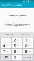 Desbloqueo del equipo por medio del patrón - Samsung Galaxy J5 - J500F - Passo 11