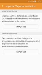 ¿Tu equipo puede copiar contactos a la SIM card? - Samsung Galaxy J5 - J500F - Passo 7