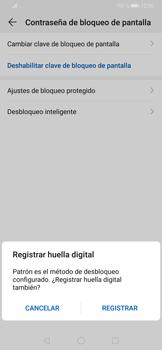 Desbloqueo del equipo por medio del patrón - Huawei P30 - Passo 11
